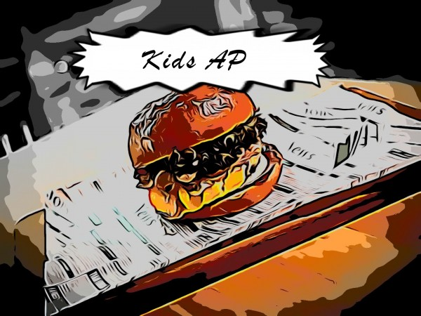Kids AP Burger