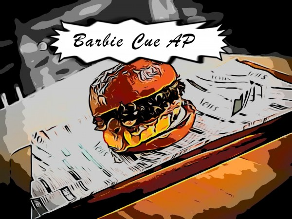 Barbie Cue AP Burger